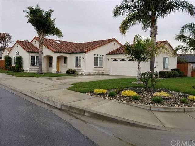 1108 Rose Court, Grover Beach, CA 93433 (#PI18035368) :: Pismo Beach Homes Team