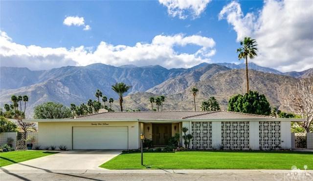 2415 Yosemite Drive, Palm Springs, CA 92264 (#218005532DA) :: The Darryl and JJ Jones Team