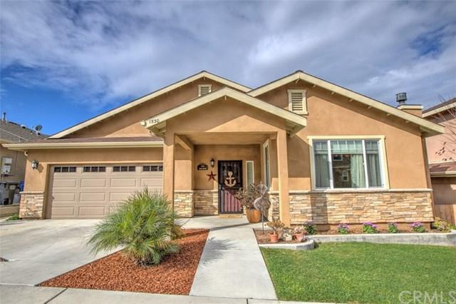 1530 25th Street, Oceano, CA 93445 (#PI18035831) :: RE/MAX Parkside Real Estate