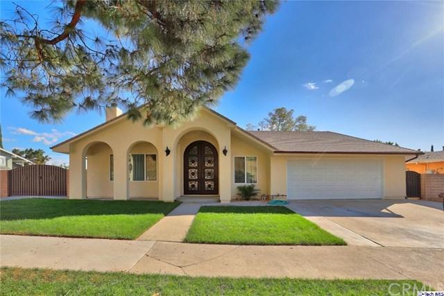 13724 Almetz Street, Sylmar, CA 91342 (#318000562) :: Z Team OC Real Estate