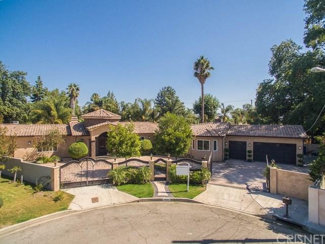 8326 Jamieson Avenue, Northridge, CA 91325 (#SR18034081) :: Fred Sed Realty