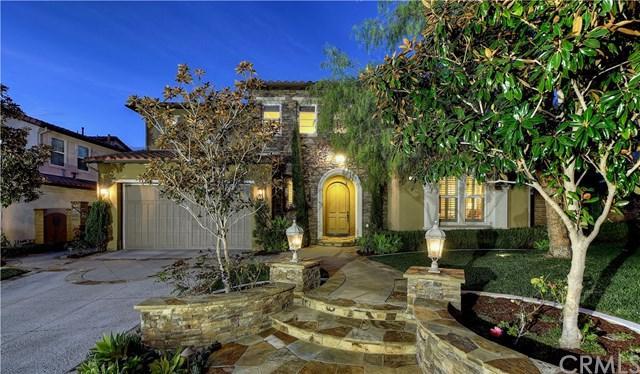 54 Christopher Street, Ladera Ranch, CA 92694 (#OC18035789) :: Pam Spadafore & Associates