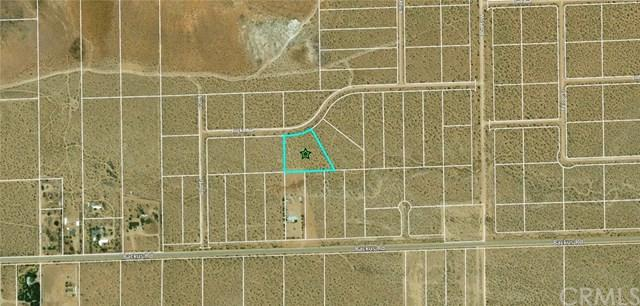 0 Ericka Avenue, Mojave, CA  (#SW18036612) :: RE/MAX Parkside Real Estate