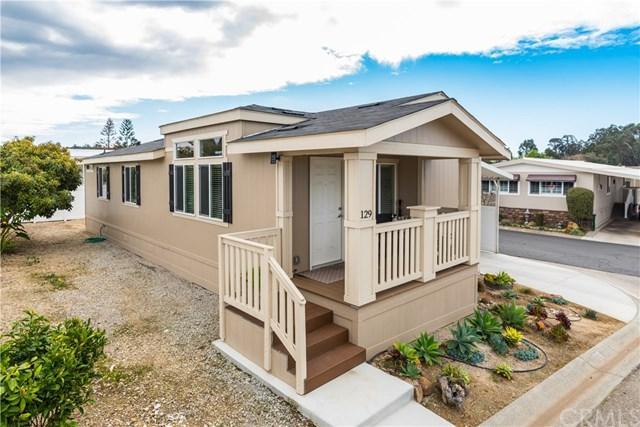 201 Five Cities Drive #129, Pismo Beach, CA 93449 (#PI18034632) :: RE/MAX Parkside Real Estate