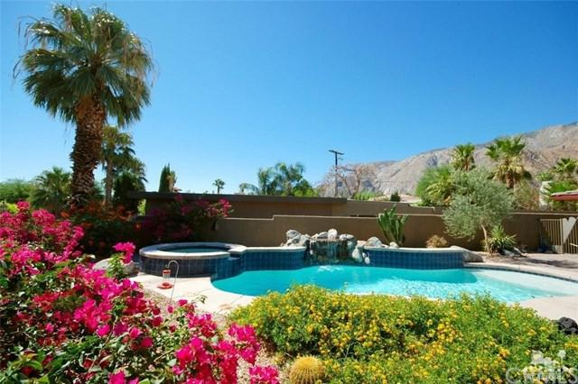 2553 Cardillo Avenue, Palm Springs, CA 92262 (#218005650DA) :: Realty Vault