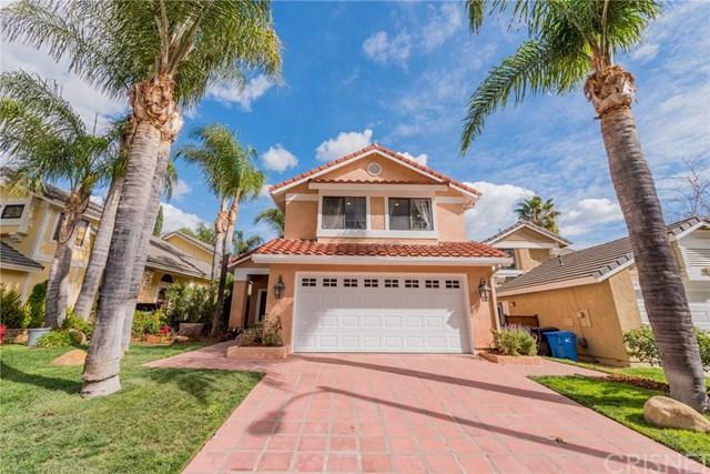 3814 Lost Springs Drive, Calabasas, CA 91301 (#SR18036715) :: Fred Sed Realty