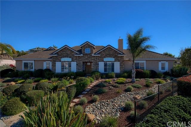 615 S Via Avante Court, Arroyo Grande, CA 93420 (#OC18036061) :: Pismo Beach Homes Team