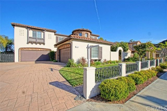 8225 E Bailey Way, Anaheim Hills, CA 92808 (#TR18036412) :: Ardent Real Estate Group, Inc.