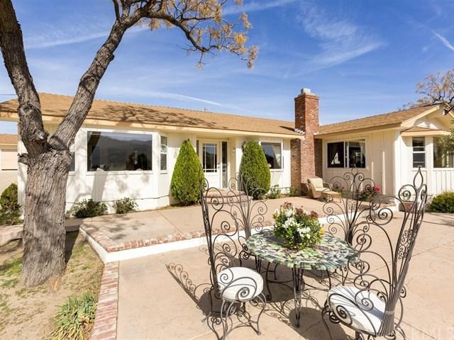 26626 Paradise Valley Road, Warner Springs, CA 92086 (#SW18028175) :: Dan Marconi's Real Estate Group