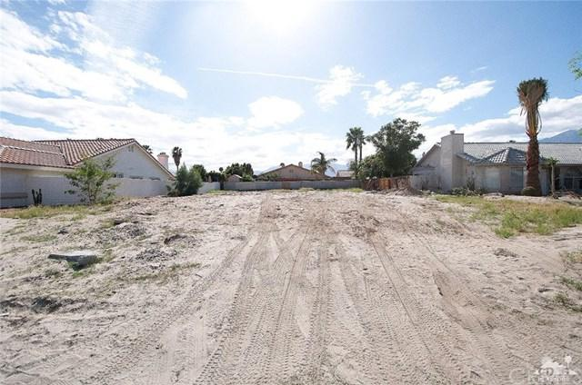 Lot 460 Peladora, Cathedral City, CA 92234 (#218005484DA) :: RE/MAX Masters