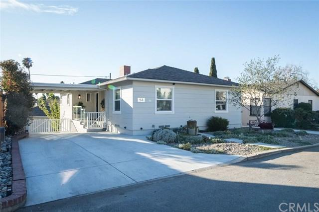 53 Benton Way, San Luis Obispo, CA 93405 (#SP18036613) :: Pismo Beach Homes Team
