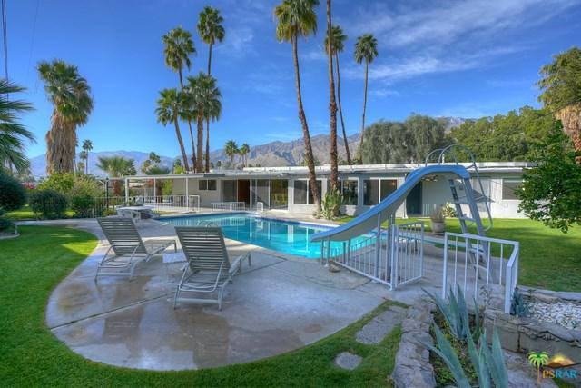 212 Cerritos Drive, Palm Springs, CA 92262 (#18313076PS) :: Realty Vault