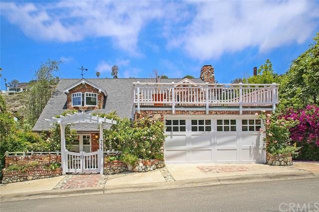 994 Bluebird Canyon Drive, Laguna Beach, CA 92651 (#LG18034650) :: Doherty Real Estate Group