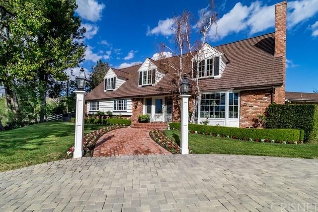 25003 Jim Bridger Road, Hidden Hills, CA 91302 (#SR18035332) :: RE/MAX Masters