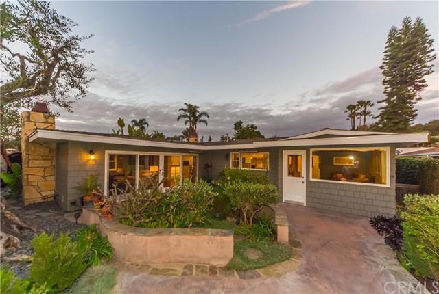 1600 Santanella Terrace, Corona Del Mar, CA 92625 (#PW18034529) :: Teles Properties | A Douglas Elliman Real Estate Company