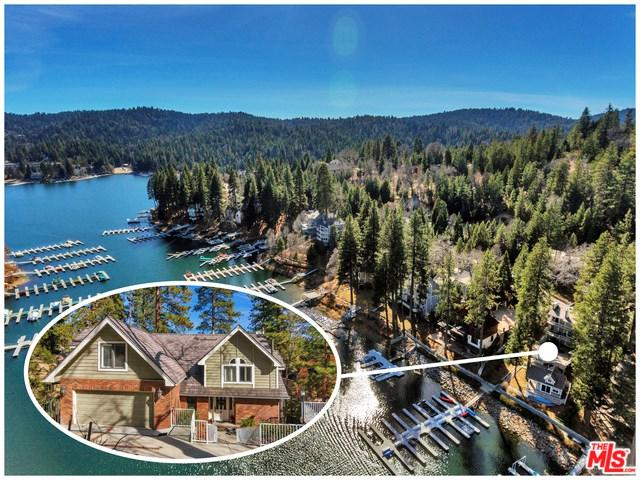 27475 N Bay Road, Lake Arrowhead, CA 92352 (#18314746) :: Angelique Koster