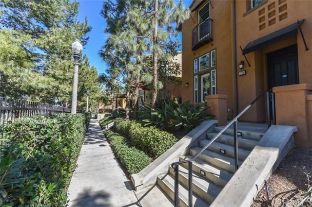 119 Stepping Stone, Irvine, CA 92603 (#OC18038240) :: Z Team OC Real Estate