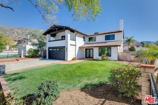 13542 Polk Street, Sylmar, CA 91342 (#18314876) :: Fred Sed Realty