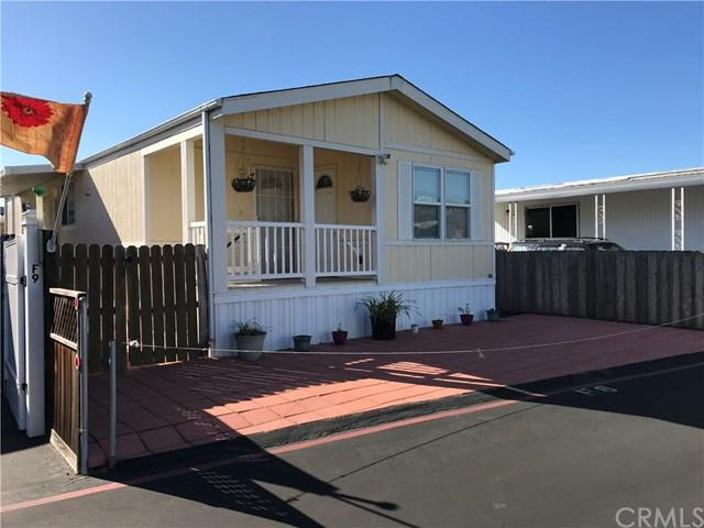 500 Atascadero Road F8, Morro Bay, CA 93442 (#PI18037922) :: RE/MAX Parkside Real Estate