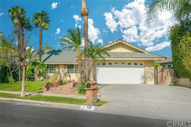 723 Basetdale Avenue, Whittier, CA 90601 (#CV18038597) :: Z Team OC Real Estate