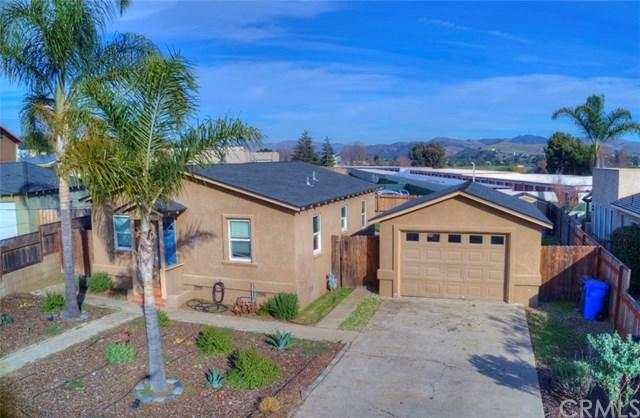 115 S Alpine Street, Arroyo Grande, CA 93420 (#PI18038611) :: Pismo Beach Homes Team