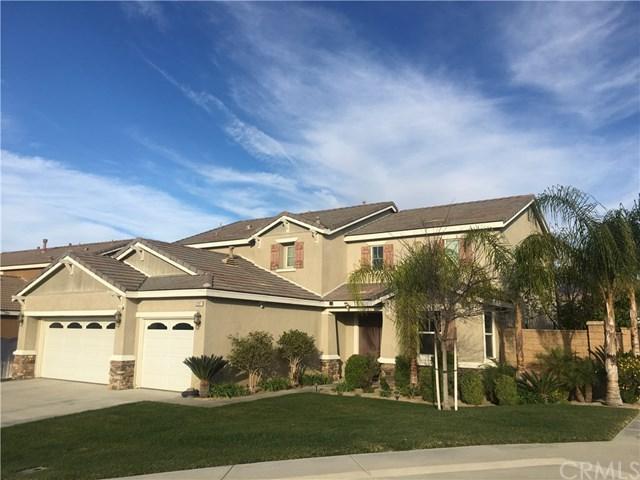 2297 Bidwell Lane, San Jacinto, CA 92583 (#SW18038732) :: Fred Sed Realty