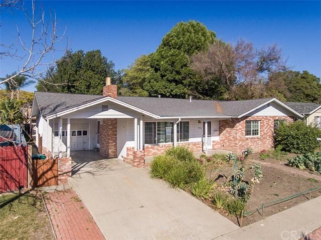 974 West Street, San Luis Obispo, CA 93405 (#SP18038808) :: Pismo Beach Homes Team
