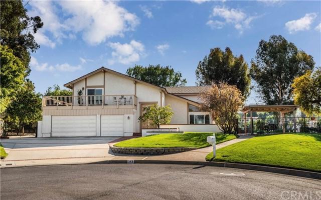 42 Club View Lane, Rolling Hills Estates, CA 90274 (#PV18039607) :: Keller Williams Realty, LA Harbor