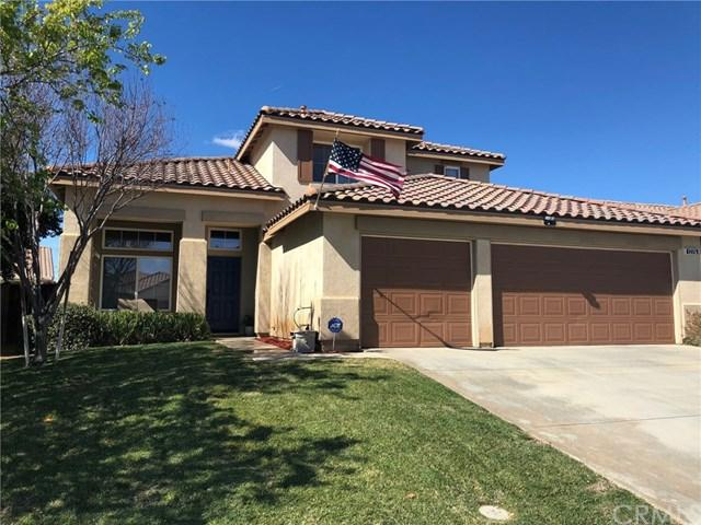1275 Silver Torch Drive, Beaumont, CA 92223 (#SW18039119) :: Realty Vault