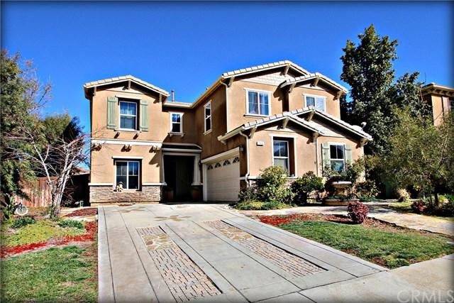 646 Weng Star Street, Beaumont, CA 92223 (#IV18039259) :: Realty Vault