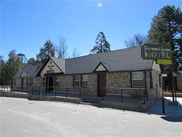32075 Hilltop Drive, Running Springs Area, CA 92382 (#EV18039539) :: Angelique Koster