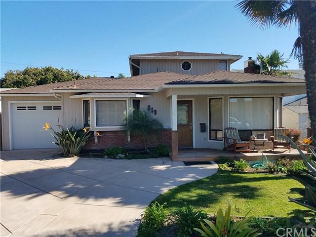 219 Cuyama Avenue, Pismo Beach, CA 93449 (#PI18039256) :: Pismo Beach Homes Team