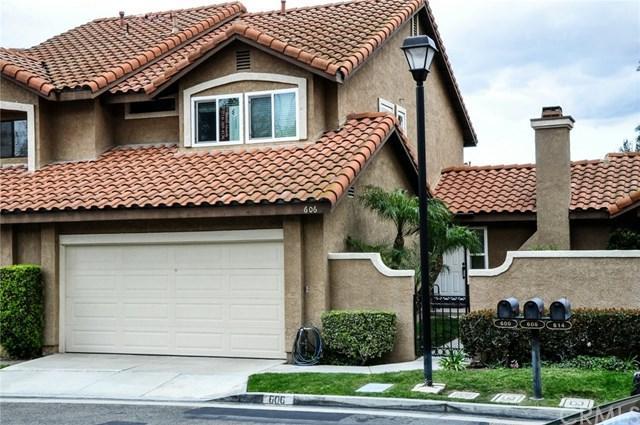606 S Iron Horse Lane, Anaheim Hills, CA 92807 (#PW18040028) :: The Darryl and JJ Jones Team