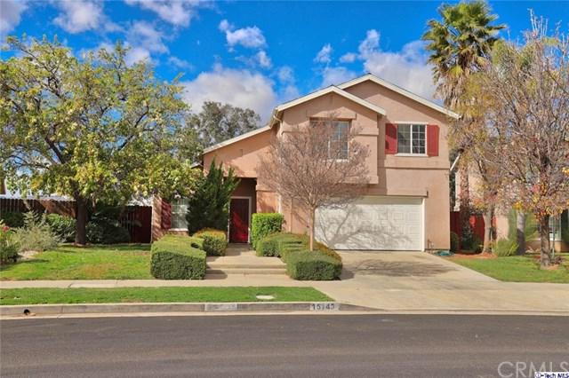 15143 Carey Ranch Lane, Sylmar, CA 91342 (#318000671) :: RE/MAX Masters