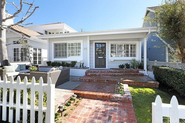 412 Heliotrope Avenue, Corona Del Mar, CA 92625 (#NP18040250) :: Teles Properties | A Douglas Elliman Real Estate Company