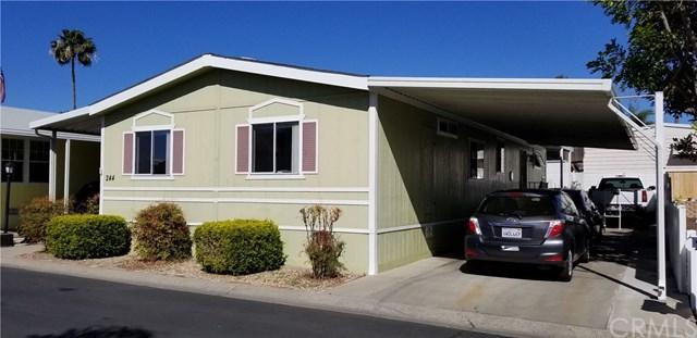 32302 Alipaz Street #244, San Juan Capistrano, CA 92675 (#OC18039502) :: Pam Spadafore & Associates