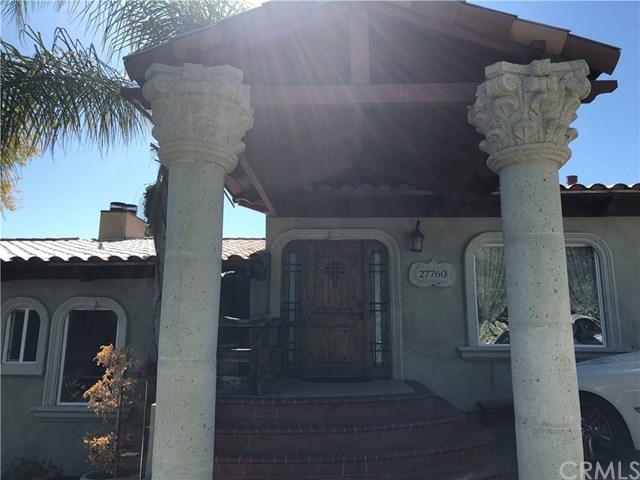 27760 Palos Verdes Drive E, Rancho Palos Verdes, CA 90275 (#SB18040645) :: Keller Williams Realty, LA Harbor