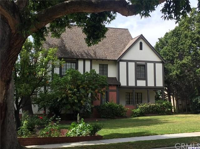 1541 Ard Eevin Avenue, Glendale, CA 91202 (#318000478) :: Realty Vault