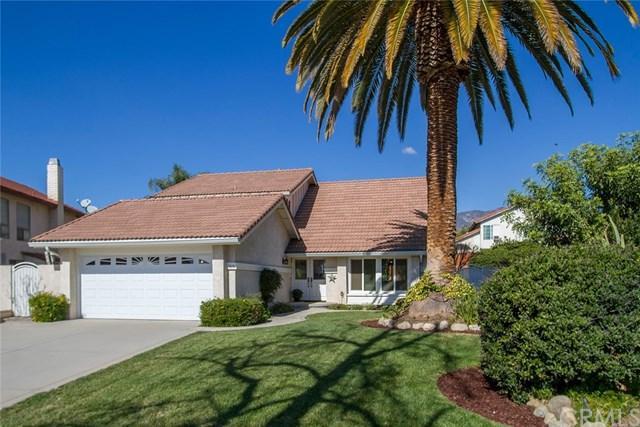 1351 Oakley Court, Upland, CA 91786 (#CV18041427) :: Mainstreet Realtors®