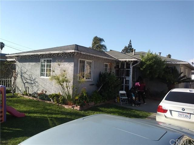 4223 W 102nd Street, Inglewood, CA 90304 (#PW18041435) :: The DeBonis Team
