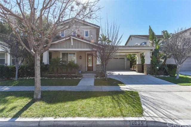 12835 Silver Rose Court, Rancho Cucamonga, CA 91739 (#TR18041635) :: Angelique Koster