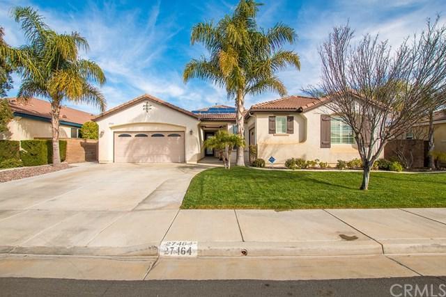 27464 Freedom Lane, Menifee, CA 92584 (#SW18041665) :: Dan Marconi's Real Estate Group