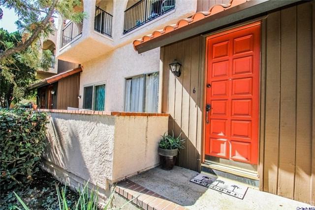 1711 Grismer Avenue #6, Burbank, CA 91504 (#318000680) :: RE/MAX Masters