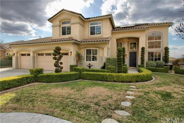 13435 Canyon Crest Road, Yucaipa, CA 92399 (#EV18041676) :: Angelique Koster
