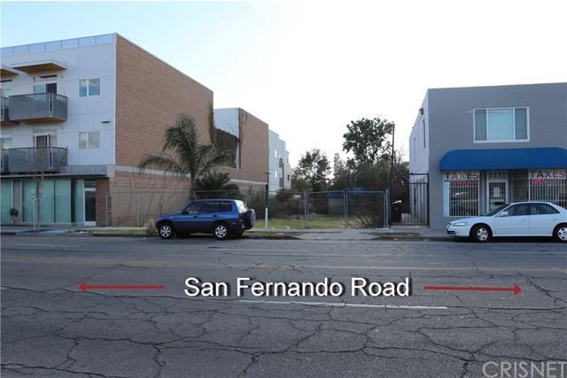 1426 San Fernando Road, San Fernando, CA 91340 (#SR18040508) :: Fred Sed Realty