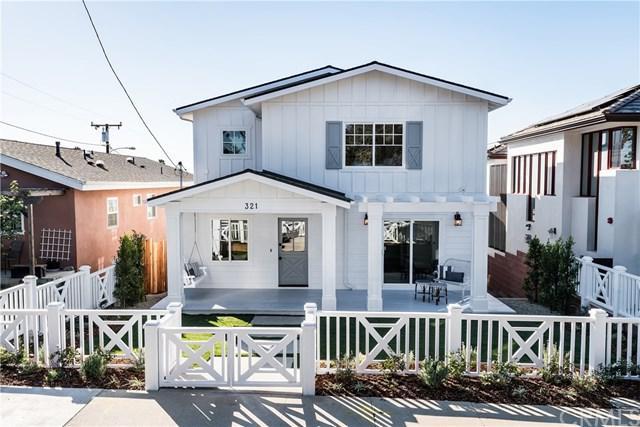 321 Lomita Street, El Segundo, CA 90245 (#SB18040936) :: Erik Berry & Associates