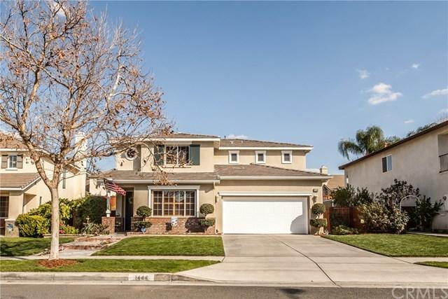 1444 Foothill Way, Redlands, CA 92374 (#EV18041751) :: Angelique Koster