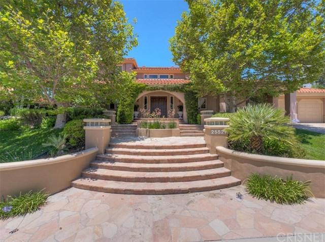 25527 Hamilton Court, Calabasas, CA 91302 (#SR18040541) :: DSCVR Properties - Keller Williams