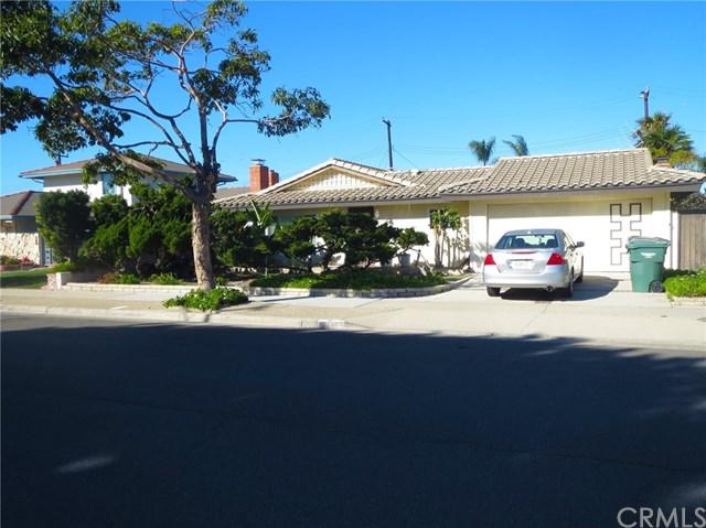 8211 Mary Circle, Huntington Beach, CA 92646 (#PW18041673) :: Kato Group