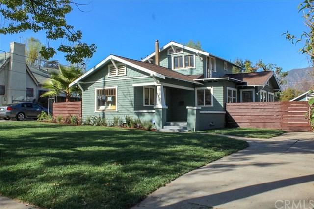 485 E Elizabeth Street, Pasadena, CA 91104 (#WS18042327) :: Mainstreet Realtors®